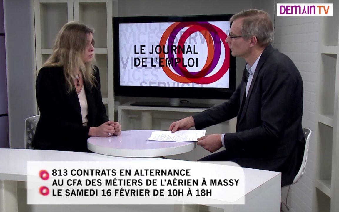 Entretien CFA et aérien sur Demain TV